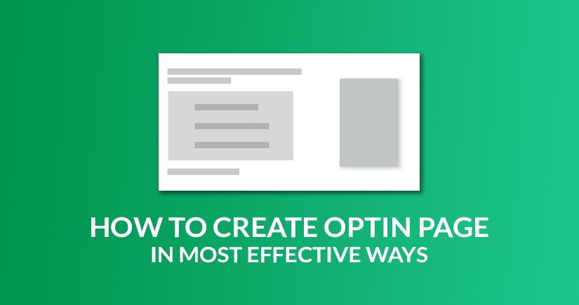 Create-Optin-Page