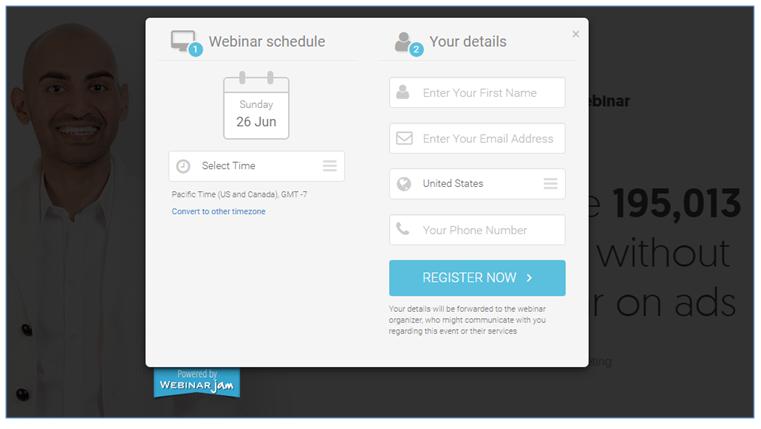 Arrange-Webinars