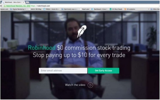 robinhood-site-before-launch