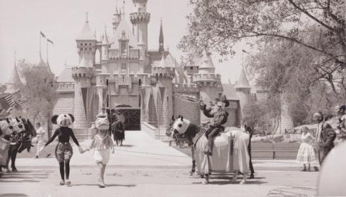 Disney-land-opening-day