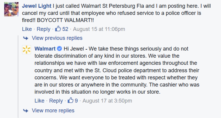 Walmart-customer-complaining