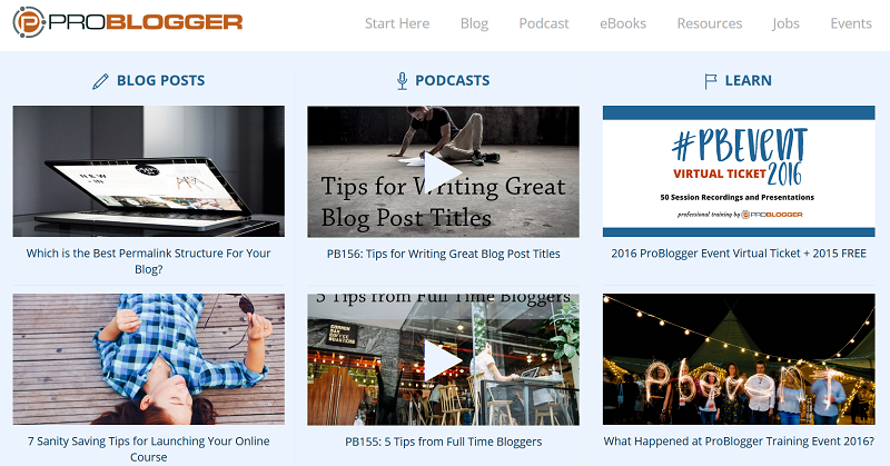 problogger-recent-activities-about-blogging