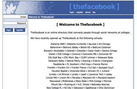 facebook-early-design