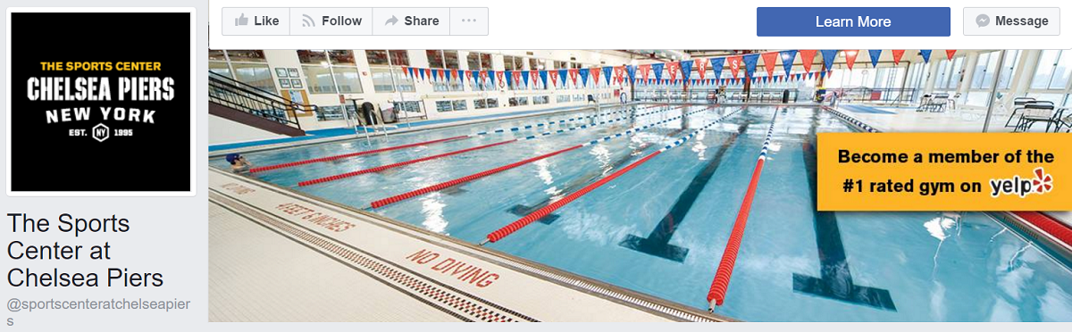 how-Chelsea-Piers-use-their-Facebook-page-cover