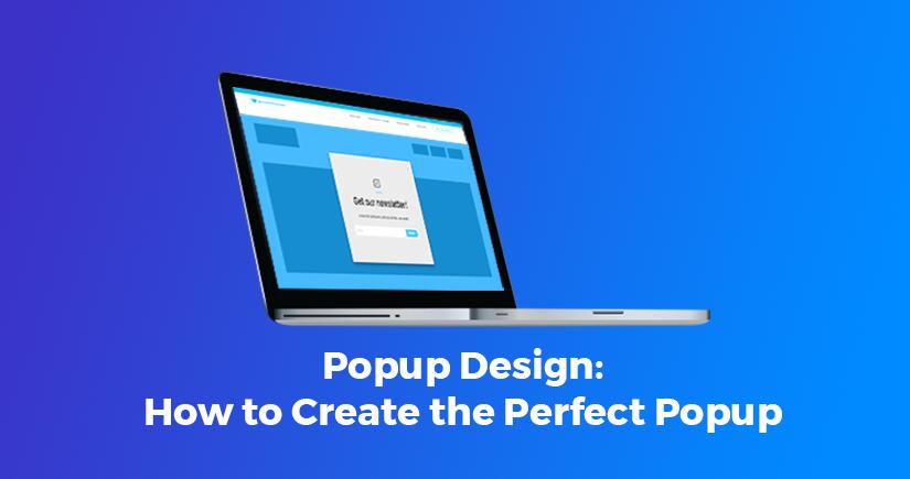 Popup-Design