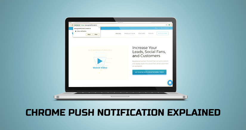 Chrome Push Notification: The Complete Beginner's Guide
