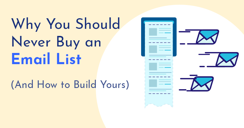 buy an email list