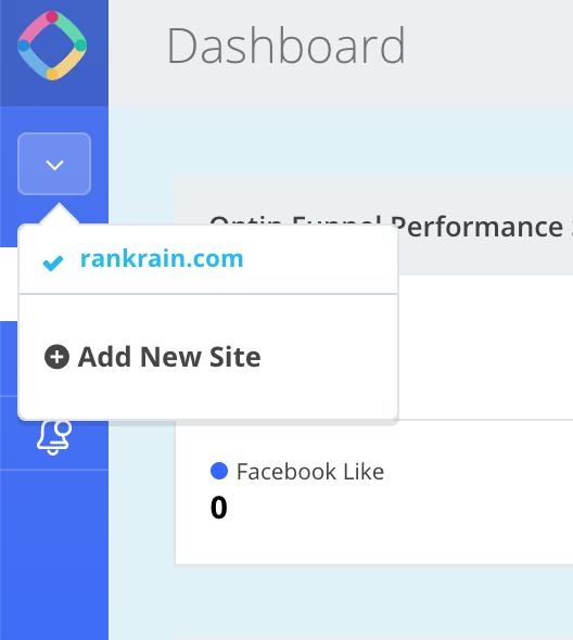 Add a new website to OmniKick