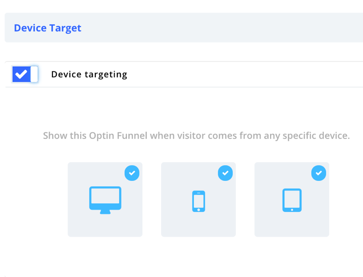 Creating popups for mobile devices